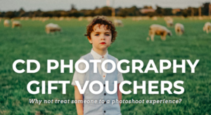 Child and Family photography Milton Keynes Gift voucher